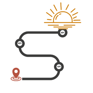 KPI graphic